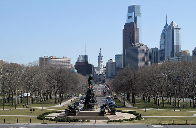 Philadelphia Quotes - Benjamin Franklin Parkway