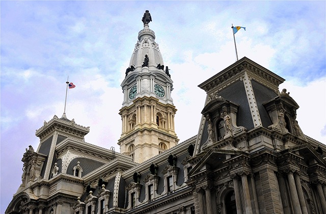 Philadelphia Quotes - City Hall