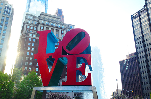 Philadelphia Quotes - Love Park