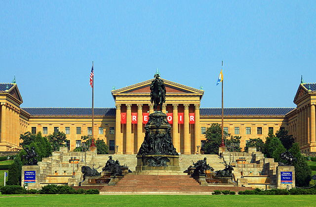 Philadelphia Quotes - Philadelphia Museum of Art