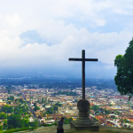 Antigua Guatemala Travel - Hill of the Cross - Cerro de la Cruz