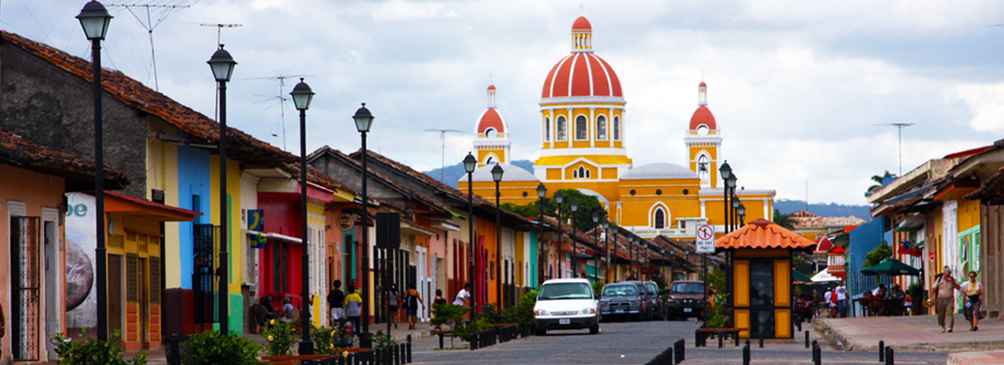 Image result for the city of granada nicaragua