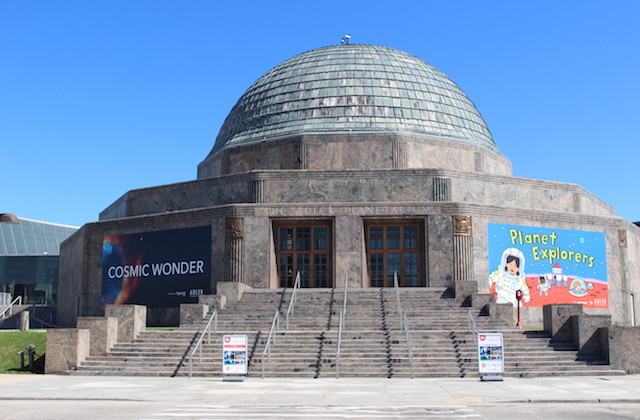 Chicago Museums - Adler Planetarium