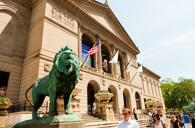 Chicago Museums - Art Institute of Chicago