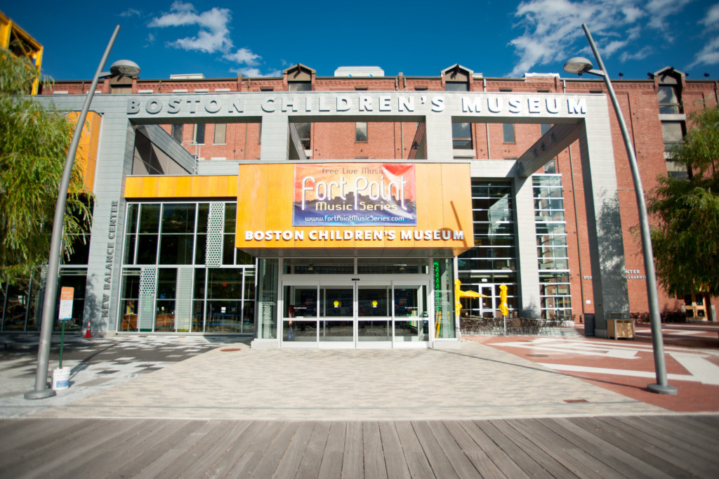 Boston Children's Museum is one of the best Boston museums. Image source: Flickr