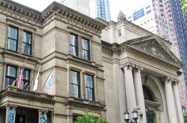 Chicago Museums - Driehaus Museum