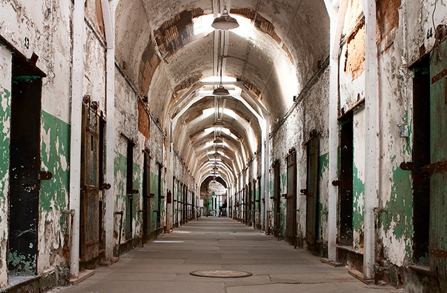 Things to do in Philadelphia - Eastern State Penitentiary