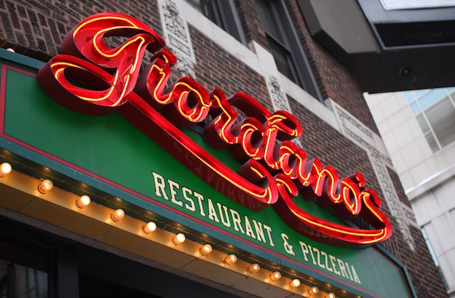 Best Restaurants in Chicago - Giordano's Pizza