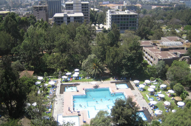 The Hilton is one of the best Addis Ababa hotels