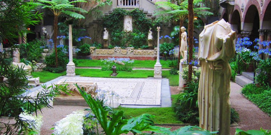 Isabella Stewart Gardner Museum is one of the things to do in Boston