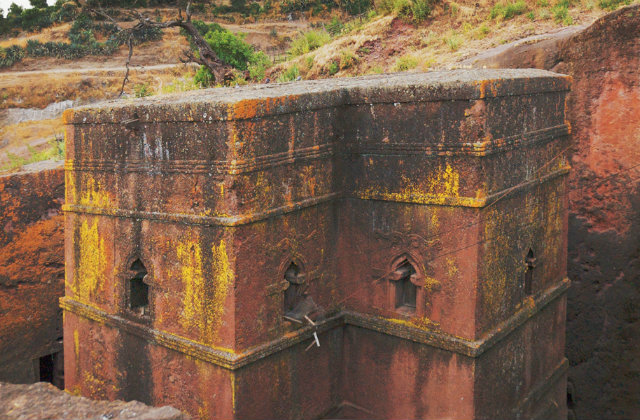 Lalibela is an Ethiopia tourism destination