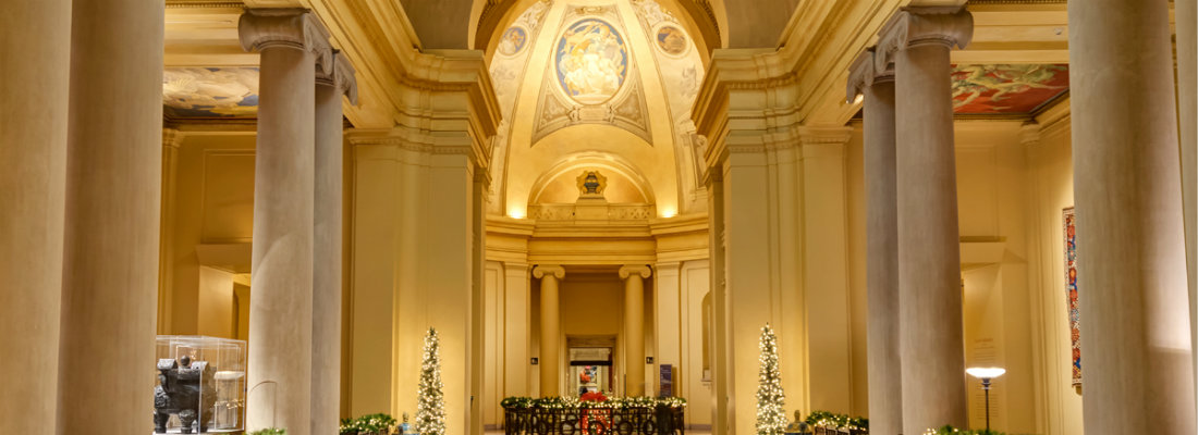 Museum of Fine Arts in Boston is a Boston Museum. Image source: Flickr