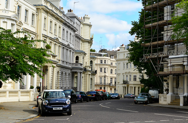Places to visit in London of Notting Hill