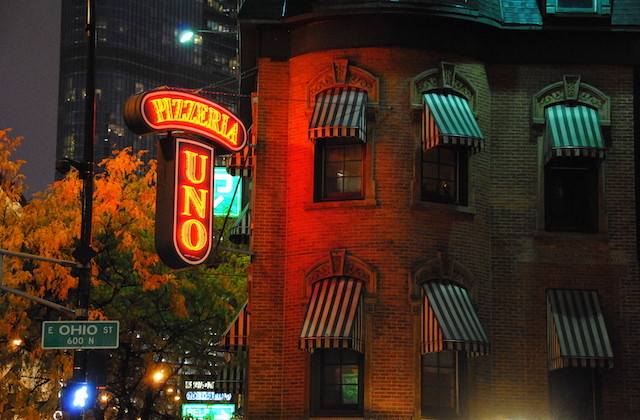 Best Restaurants in Chicago - Pizzeria Uno