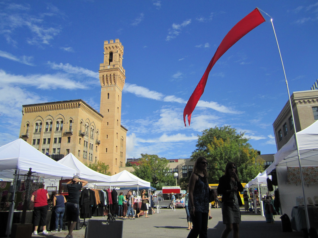SoWa Markets in Boston is one of the things to do in Boston