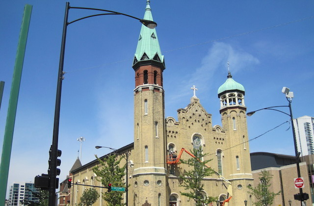 Things to do in Chicago - Old St. Patrick's Church