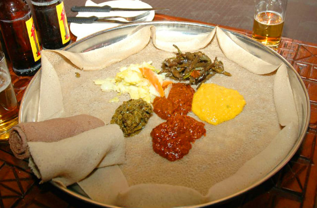 Yod Abyssinia Cultural Restaurant is one of the best Addis Ababa restaurants