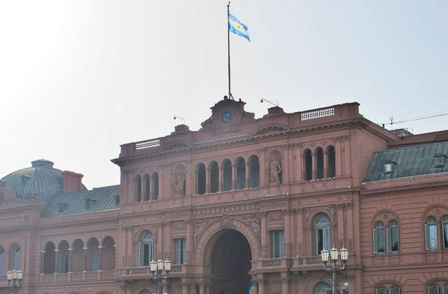 Things to do in Buenos Aires - Casa Rosada