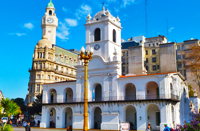 Things to do in Buenos Aires - El Cabildo