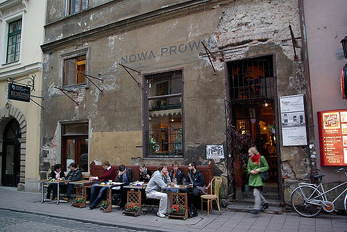 Krakow Nightlife Your Mobile Travel Guide Tour And Map