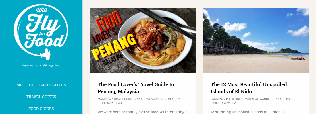 Travel blogs we love will fly for food by jb and rene will fly for food by jb and rene forumfinder Gallery