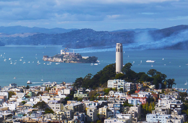 San Francisco Quotes - Coit Tower