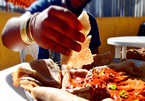 Eat at one of the best Addis Ababa restaurants