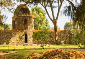Gondar is a destination for Ethiopia Tourism