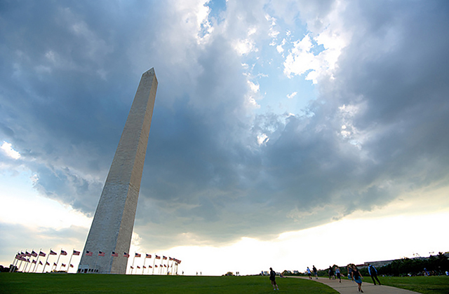 Washington DC Monuments - Washington Monument