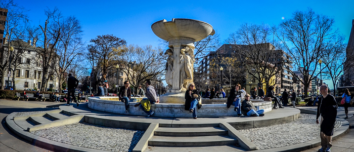 dupont circle best neighborhoods for Washington DC nightlife