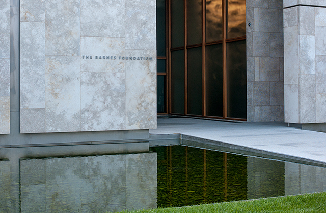 Things to do in Philadelphia - Barnes Foundation