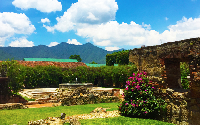 antigua guatemala hotels - Casa Santo Domingo