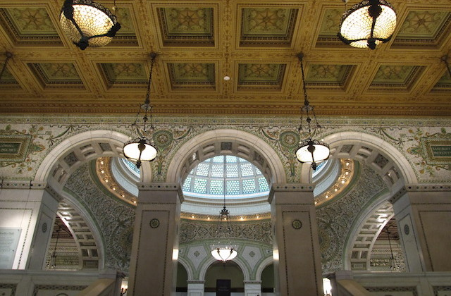 Things to do in Chicago - Chicago Cultural Center