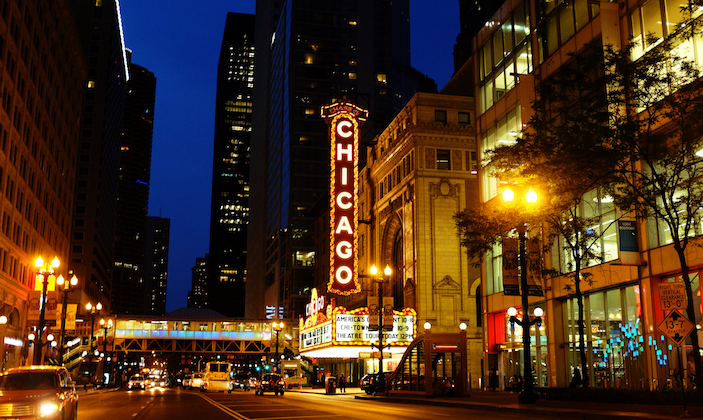 Things to do in Chicago - Chicago Theater