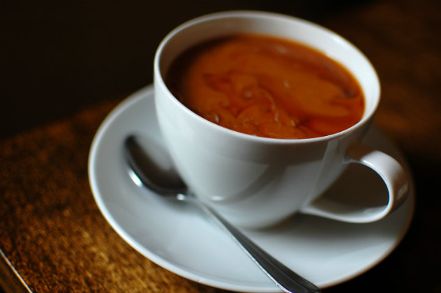 A cup of coffee in Boston. Image Source: Flickr
