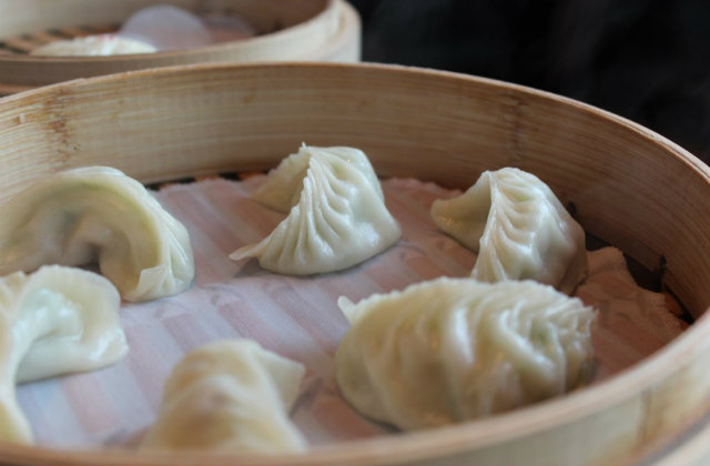 Chinese dumplings. Image source: Flickr