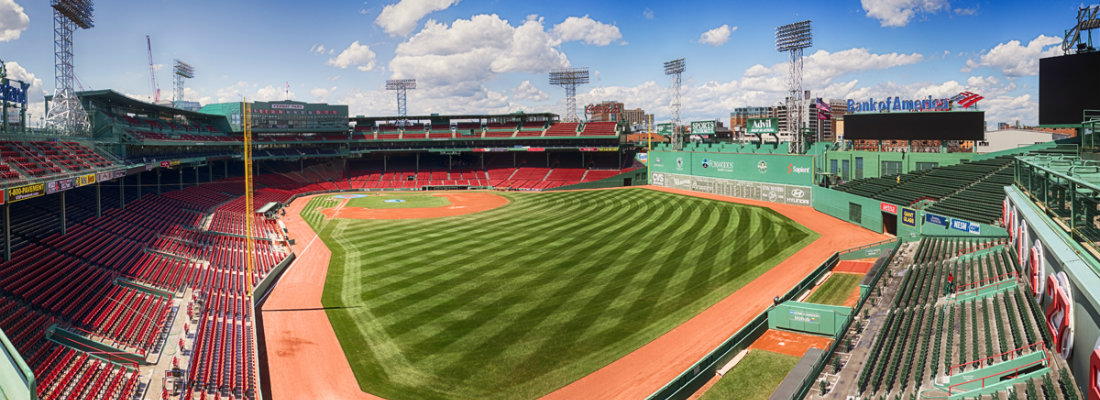 Watching baseball at Fenway Park is one of the best things to do in Boston