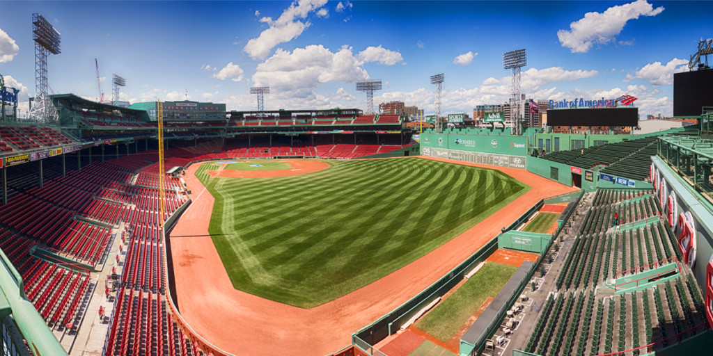 Watch a Red Sox game at Fenway Park in Boston is one of the things to do in Boston
