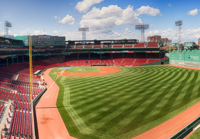 Watch a Red Sox game at Fenway Park in Boston