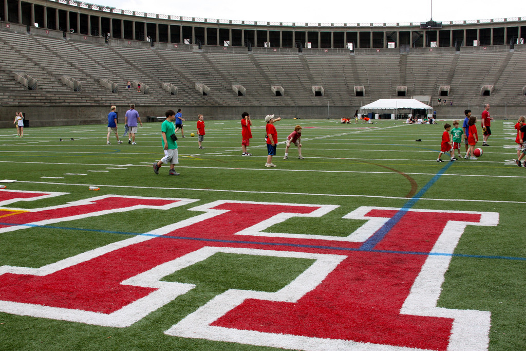 Harvard Stadium in Boston is one of the things to do in Boston