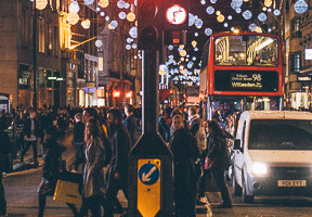 London places to visit of Oxford Street