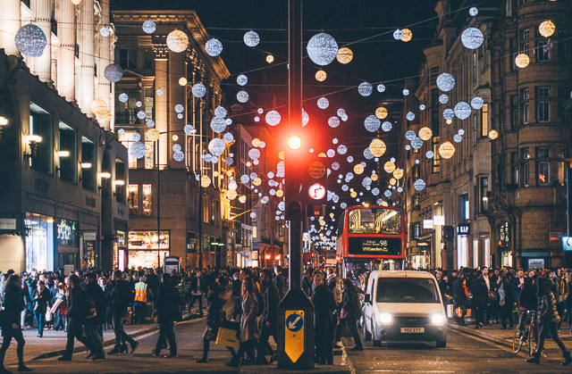 Places to visit in London of Oxford Street