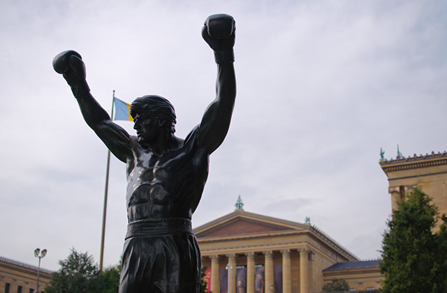 Things to do in Philadelphia - Run the Rocky steps