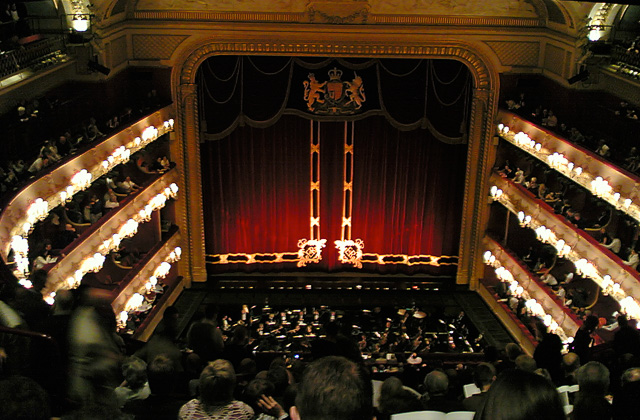 London attractions of Royal Opera House