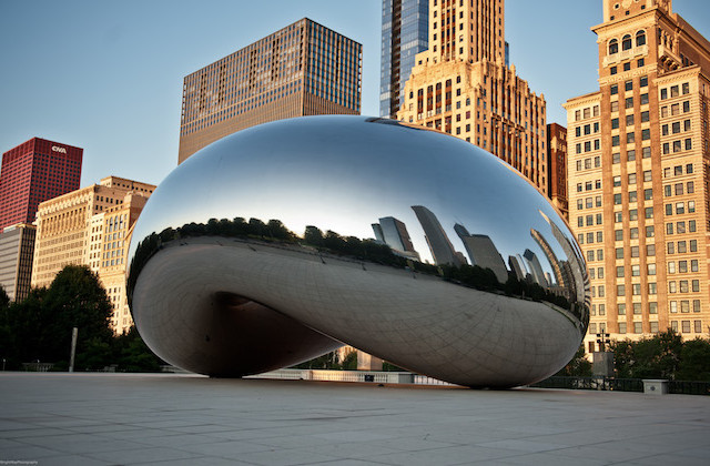 Things to do in Chicago - The Bean & Millennium Park
