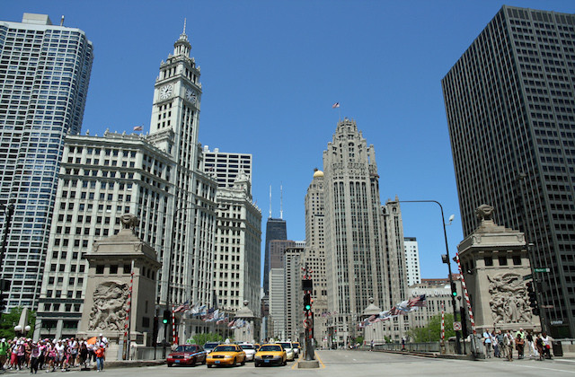 Chicago Neighborhoods - Magnificent Mile