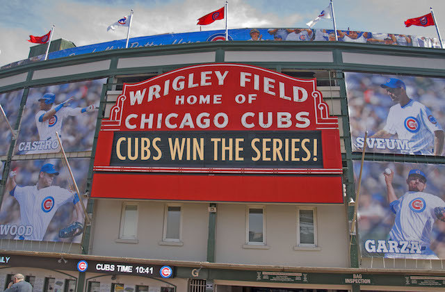 Chicago Neighborhoods - Wrigley Field
