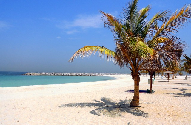 Dubai Beaches - Al Mamzar Public Beach