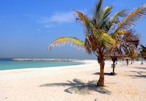 Dubai Beaches - Dubai Tour