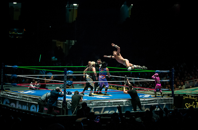 Arena Mexico - Lucha Libre Things to Do in Mexico City